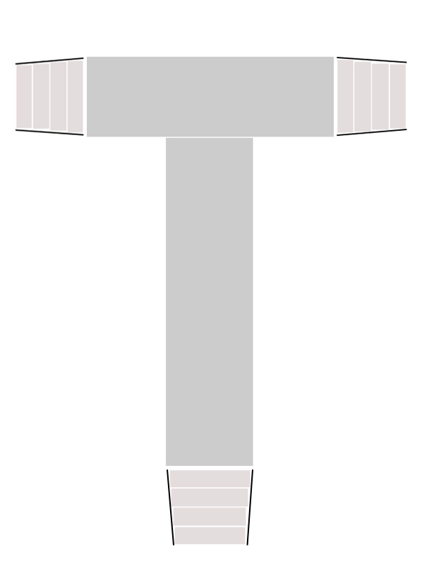 stage runway design pattern